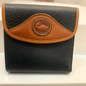 Dooney & Bourke All Weather Leather Vintage Wallet